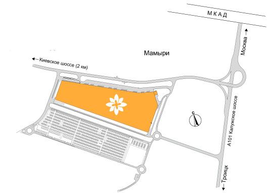 """Владельцы рынка  """"Садовод"""" купили """"Лотос-сити"""",  крупнейший торговый центр в Москве"""