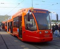 Почти 50 киломтеров линий скоростного трамвая построят к 2025 году в ТиНАО
