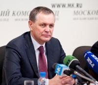 руководитель Департамента развития новых территорий Владимир Жидкин