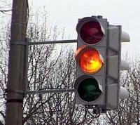 Светофор на месте аварии под Подольском установят летом 2014 года