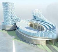 Утверждено архитектурное решение МФК рядом с метро «Саларьево»