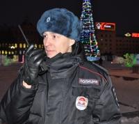 Охранять общественный порядок в «Новой Москве» в новогодние праздники будут более 600 сотрудников полиции