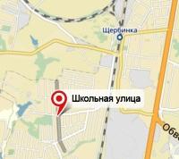 На участке улицы Школьная в «новой Москве» введено одностороннее движение