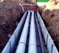 Территорию строительства объектов теплоснабжения АДЦ в Коммунарке благоустроят