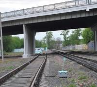 Новый путепровод появится на 36-м км  Киевского направления МЖД