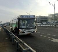 Автобусы № 866 будут следовать по измененному маршруту с 1 апреля