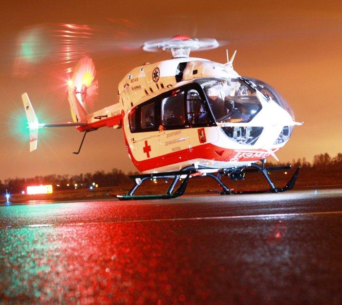 В ТиНАО появятся вертолетные площадки для пожарных и медиков