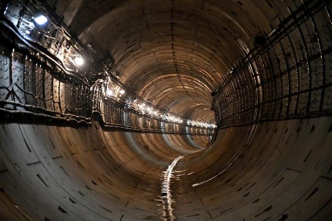Станцию метро «Рассказовка» достроят до октября