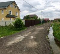 Активисты Народного фронта добились ремонта нескольких дорог в ТиНАО