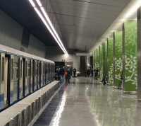 Новыми станциями на Калининско-Солцевской линии воспользовались 24 тысячи пассажиров