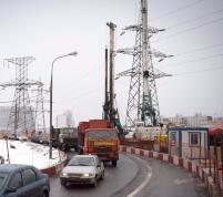 Строительство подъездов от Киевского шоссе к станции «Саларьево» могут начать во II полугодии 2017 года