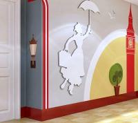 В Коммунарке построили детский сад в стиле английских сказок