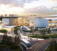 Сеть гипермаркетов «Глобус» арендовала часть ТРЦ «Саларис»