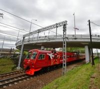 Путепровод построят на Курском направлении железной дороги в ТиНАО