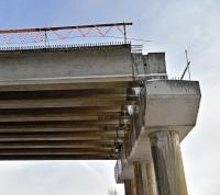 Движение по путепроводу в Кокошкино в «новой Москве» откроется в июне