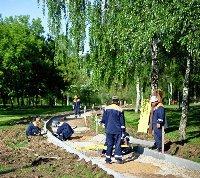 Семь площадей благоустроят в Троицке и Щербинке в этом году