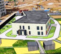 Москомархитектура согласовала проект детского сада в новом жилом районе в ТиНАО