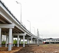 Нарушения на строительстве путепровода в районе станции «Крекшино» устранены