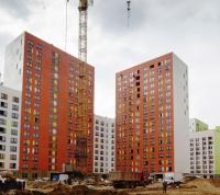В ТиНАО завершается строительство дома модернизированной панельной серии