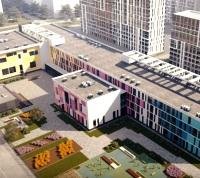 В сентябре девелопер «Новых Ватутинок» откроет вторую школу