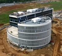 Административное здание в поселке Коммунарка планируется ввести к ноябрю