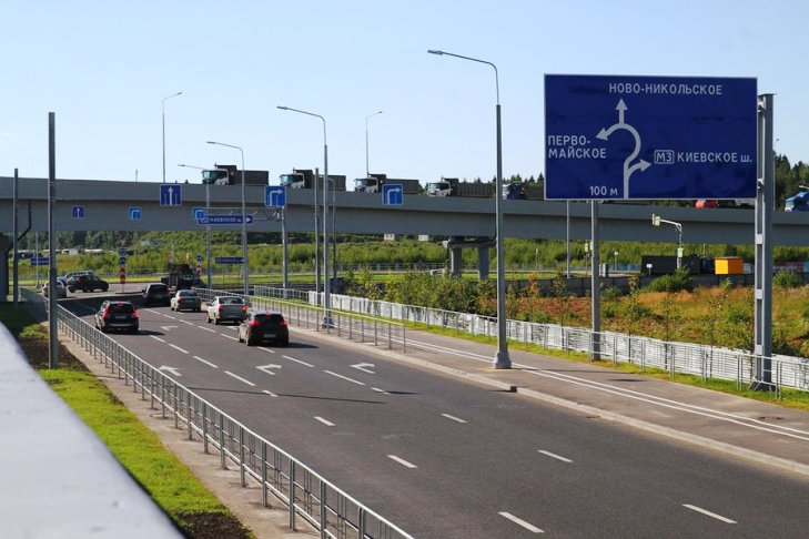 Часть хорды - чем важна дорога от Боровского шоссе до деревни Ботаково?