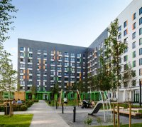 ЖК построенный в «новой Москве» признан лучшим объектом эконом-класса