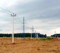 Высоковольтная ЛЭП переустроена в районе строительства ЦКАД в ТиНАО