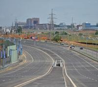 Городские власти: О рекострукции Калужского шоссе