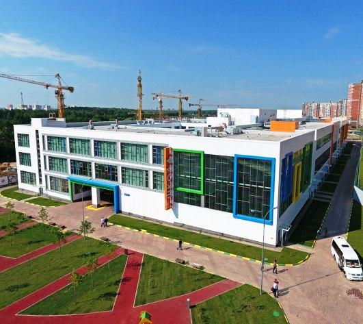 Инвестор построит в ТиНАО семь школ общей стоимостью 10 миллиардов рублей
