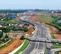 Реконструкция Калужского шоссе до Троицка закончится в начале декабря