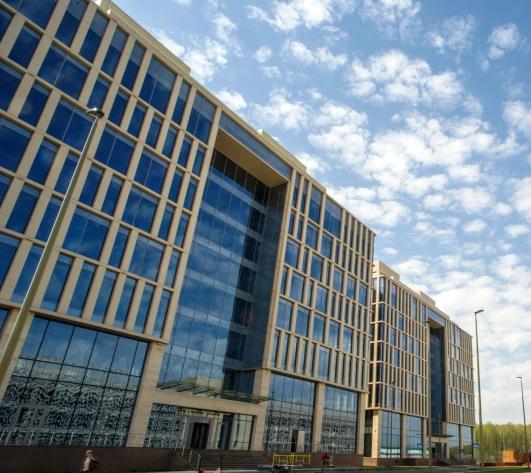 Разрешение на ввод в эксплуатацию выдали общественно-деловому комплексу в ТиНАО