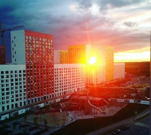 В составе жилого комплекса «Бунинские Луга» появится еще два корпуса