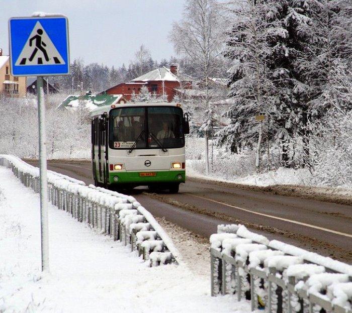 В «новой Москве» определены 13 новых автобусных маршрута