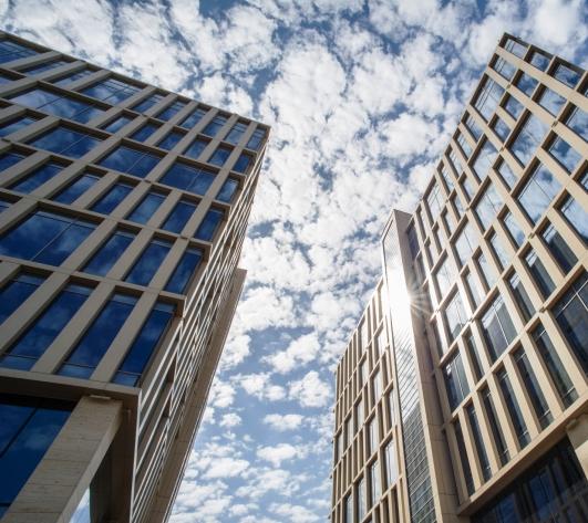 В «новой Москве» построили более 500 тысяч квадратных метров офисов