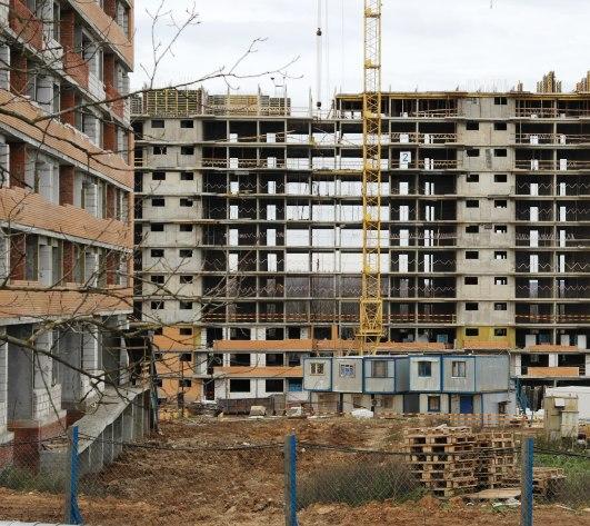 Число рабочих на стройках «Марьино Град» и «Спортивный квартал» выросло