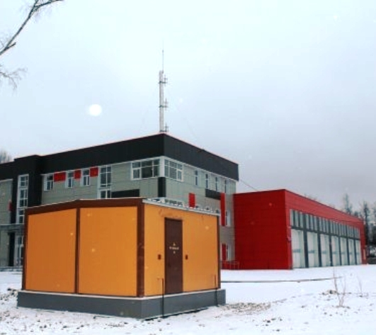 МОЭСК подключила к сетям пожарное депо в ТиНАО