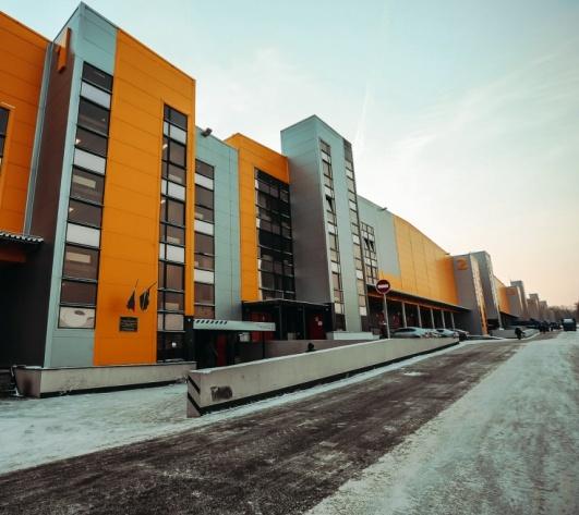 Складской комплекс ввели в эксплуатацию в ТиНАО