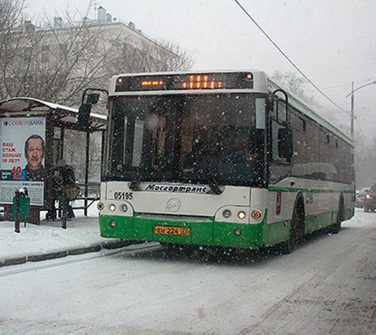 Семь автобусных маршрутов изменены в связи со стройкой ТПУ «Рассказовка»
