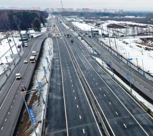 Около 40 километров дорог планируется ввести в эксплуатацию в ТиНАО в 2018 году