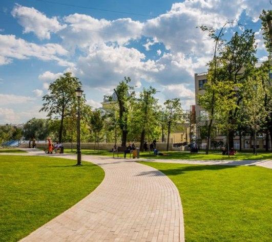 В «новой Москве» создадут 86 парков до 2035 года