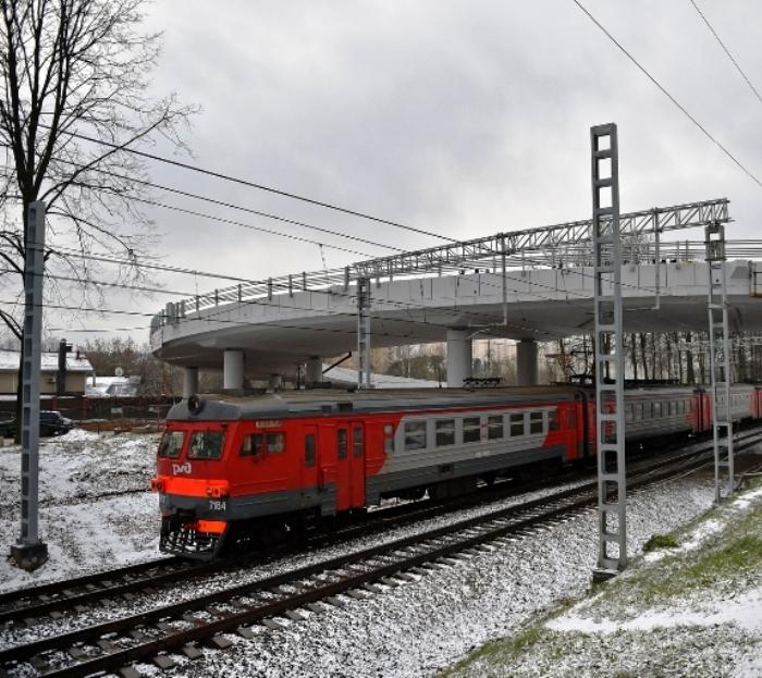 На Киевском ж/д направлении построят более 66 километров путей за 5 лет