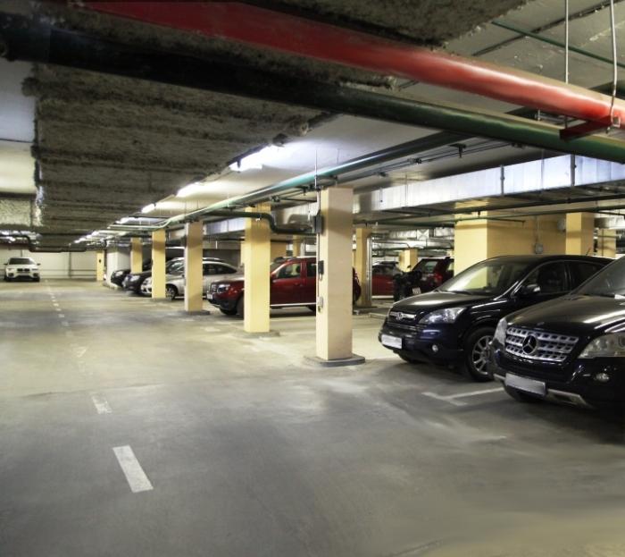 1695 парковочных мест создано в жилых комплексах ТиНАО