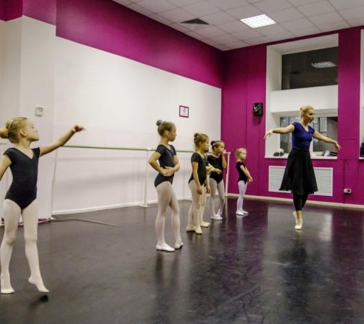 В поселение Московский планируется открыть новую балетную студию