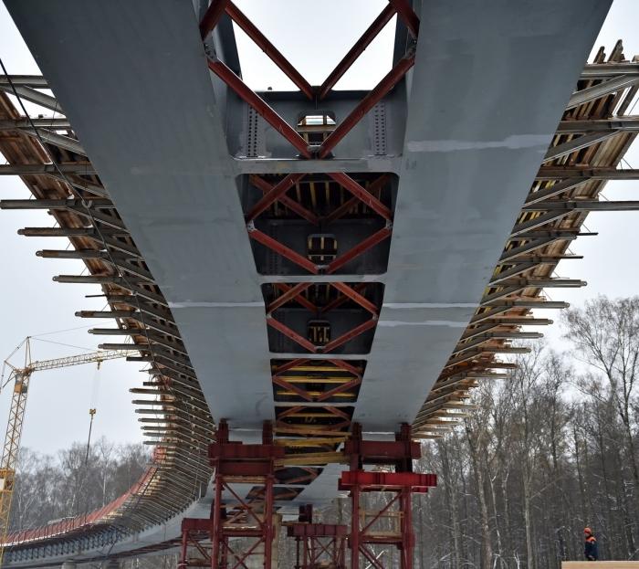 Москомэкспертиза согласовала проект строительства съезда к торговому центру «РИО» в ТиНАО