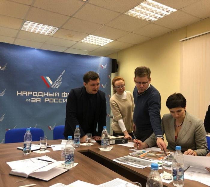 ОНФ поддержал конкурс по благоустройству Троицка