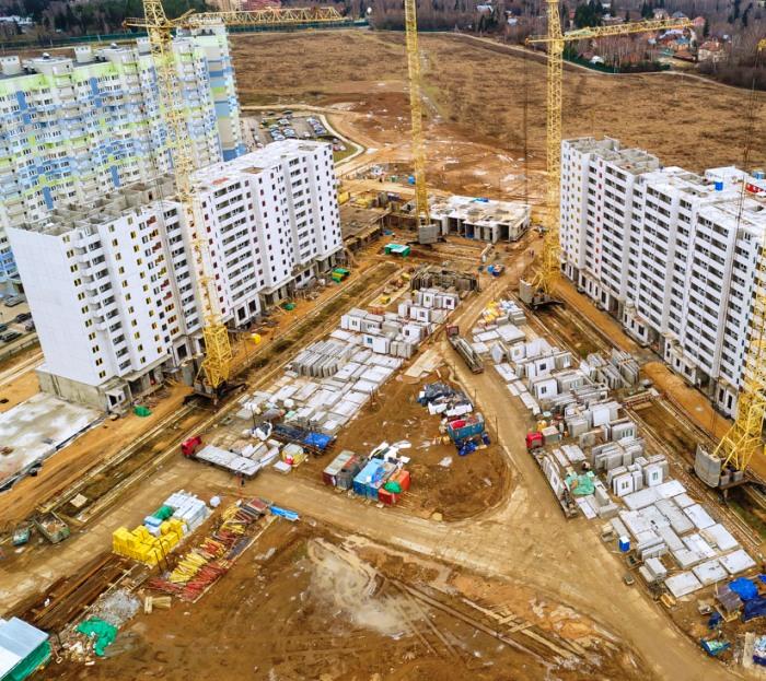 Нарушение проекта системы противодымной вентиляции нашли при проверке строительства ЖК «Новые Ватутинки»