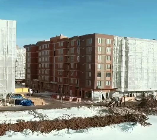 Корпорация «Баркли» получила ЗОС на первые три жилых дома ЖК «Медовая долина»