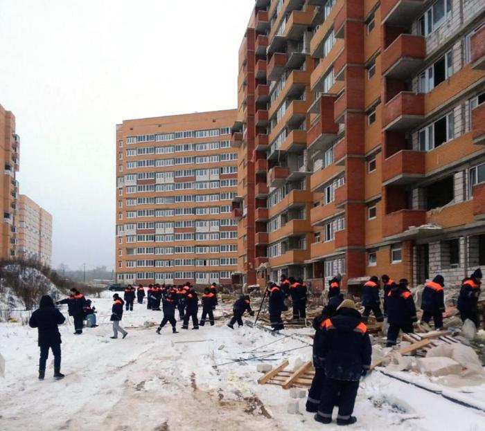 Разрешение на строительство ЖК «Спортивный квартал» продлено