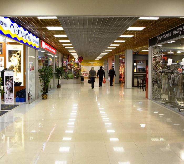 В «новой Москве» построят торговый комплекс с офисами